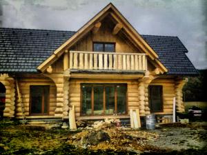 Drevené konštrukcie domov